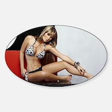 10-5000x1200 Sticker (Oval)