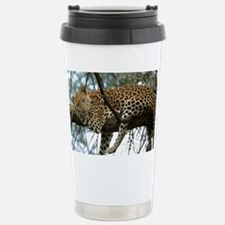 Leo Tree panel print Travel Mug