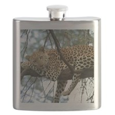 Leo Tree tile Flask