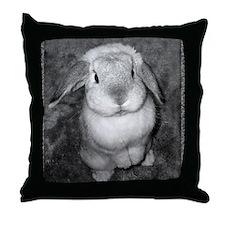 01_January Throw Pillow