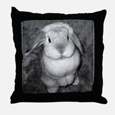 01_January Throw Pillow