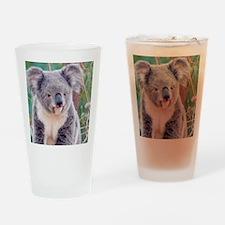 Koala Smile calendar Drinking Glass