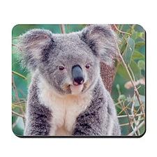 Koala Smile L print Mousepad