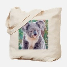 Koala Smile pillow Tote Bag