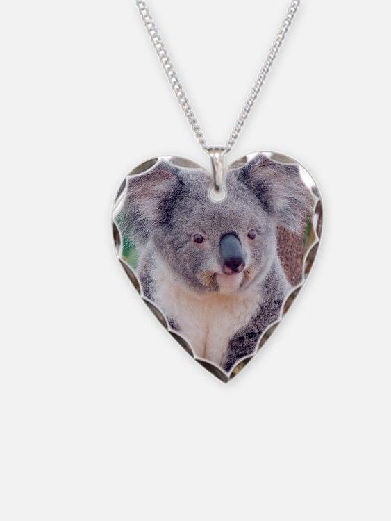 Koala Smile pillow Necklace