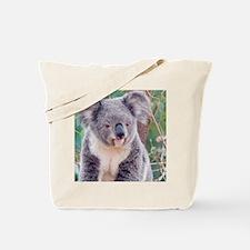 Koala Smile mousepad Tote Bag