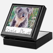 Koala Smile shirt Keepsake Box