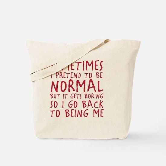beingme Tote Bag