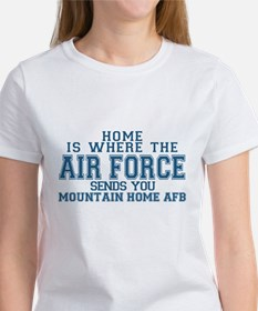 Cute Air force falcons mens Tee