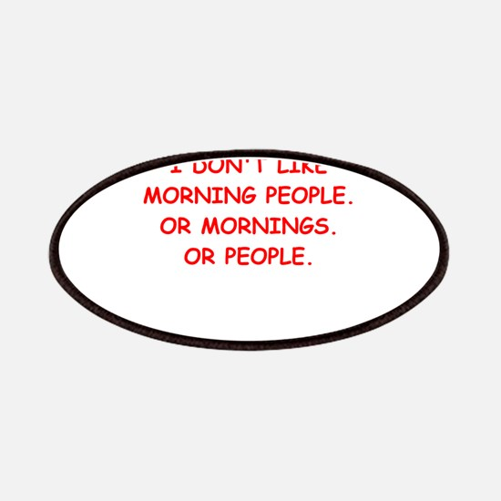 mornings Patches