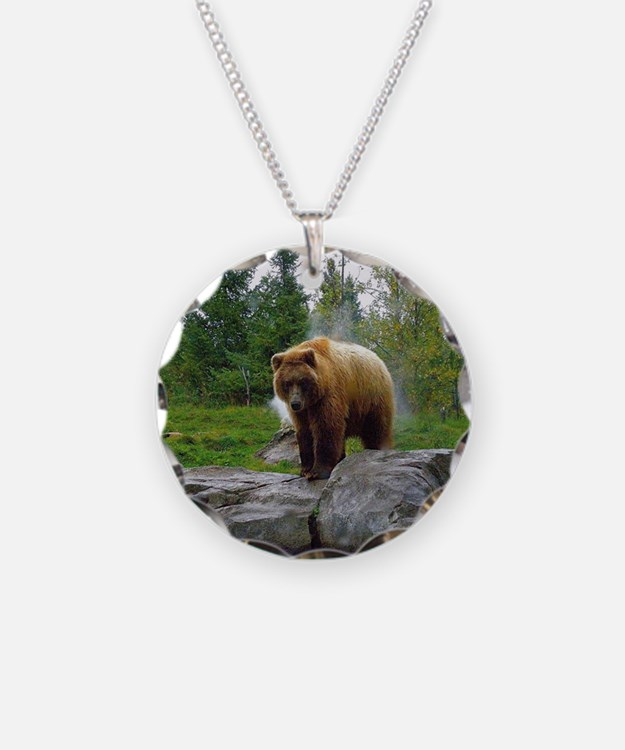 Grizzly Necklace