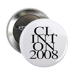 Layers: Clinton 2008 Campaign Button