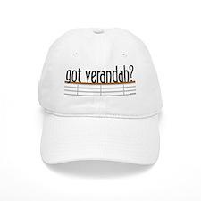 GotVerandah_10x10 Baseball Baseball Cap
