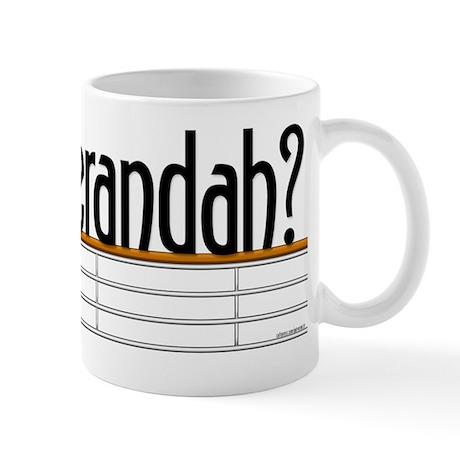 GotVerandah_10x10 Mug