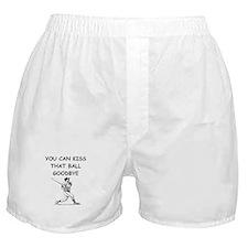 baseball slugger Boxer Shorts