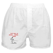 BASEBALL1 Boxer Shorts