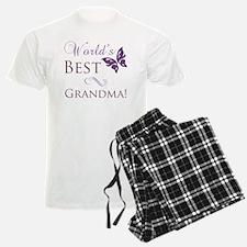 Butterfly_Grandma Pajamas