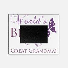 butterfly_greatgrandma picture frame