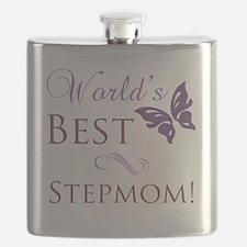 Butterfly_stepmom Flask