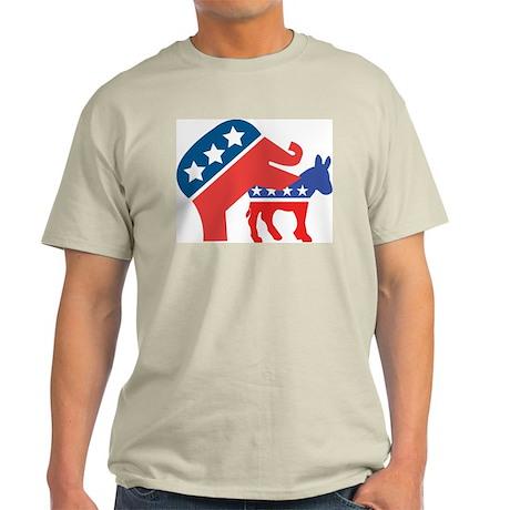 Donkey Hump Ash Grey T-Shirt