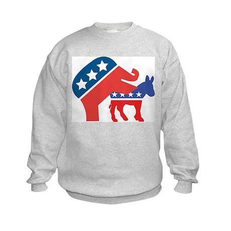 Donkey Hump Kids Sweatshirt