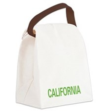 liveCA2 Canvas Lunch Bag