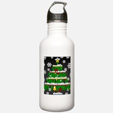 ILOVESMILING 4 BLANKET Water Bottle