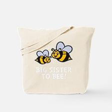 Big Sis Bee dk Tote Bag