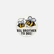 Big Bro Bee Mini Button