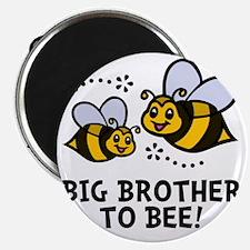Big Bro Bee Magnet