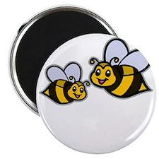 Big Bro Bee dk Magnet