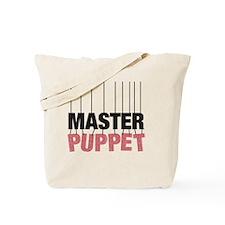 MASTERPUPPET Tote Bag