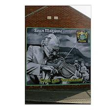 BelfastSeanMaguire Postcards (Package of 8)