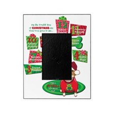 12 Dogs of Christmas Picture Frame