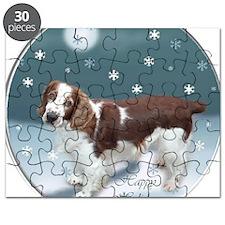 welshspringerspanielornament Puzzle