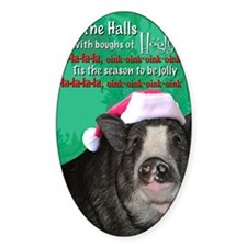 deck-the-halls Decal