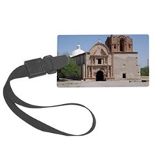 tumacacori_sticker Luggage Tag