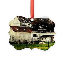 Down on the Farm Ornament
