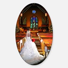 wedding_gown copy Decal