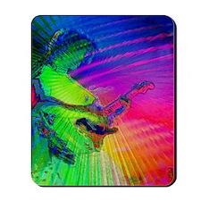 guitar_player_B copy Mousepad
