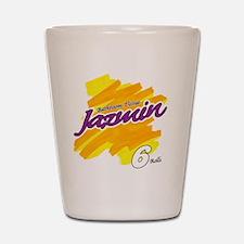 Jazmin Shot Glass