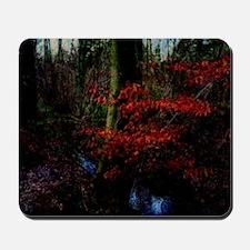 woodland_stream Mousepad