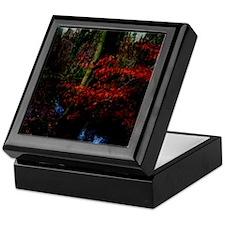 woodland_stream Keepsake Box