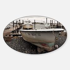 Tangier Island Sticker (Oval)
