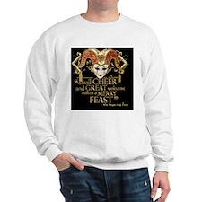 comedyoferrors-gold Sweatshirt
