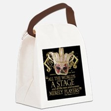 as you like it 2 Canvas Lunch Bag