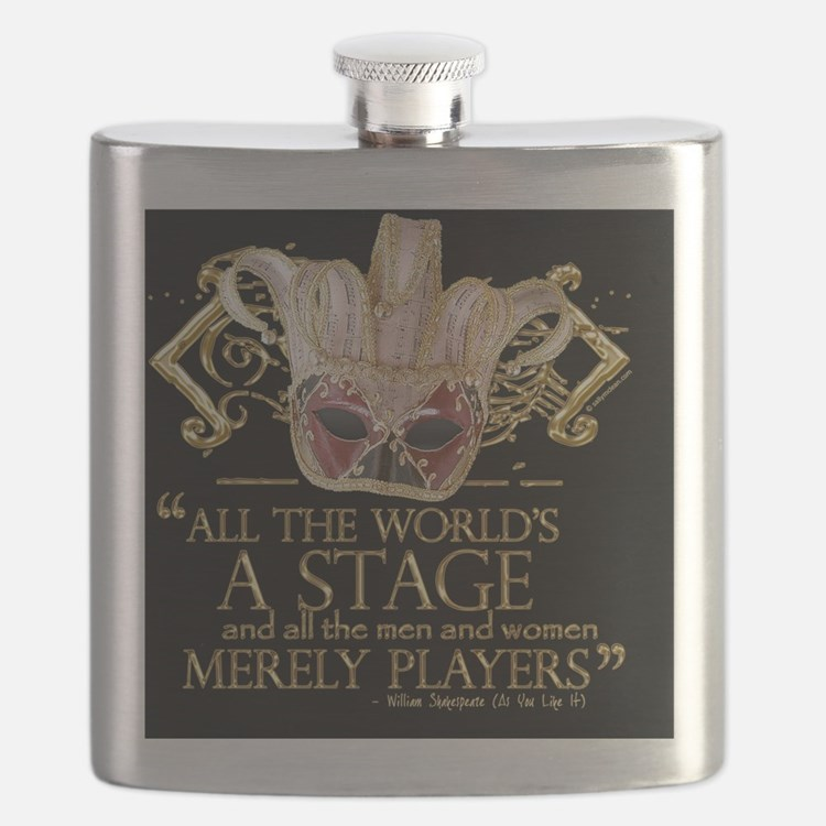 as you like it 2 Flask