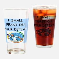 TABLETENNIS Drinking Glass