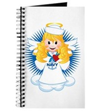 Angel-Watching-Over-Me-Navy-blk Journal
