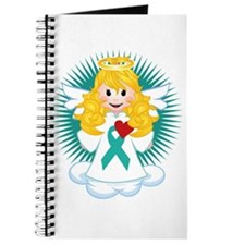 Angel-Watching-Over-Me-Teal-Ribbon-blk Journal
